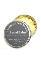 The Artisan Soap Shoppe The Artisan Soap Shoppe -  Barbershop Beard Balm 1.5 oz