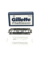 Gillette Platinum Double Edge Blades