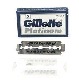 Gillette Platinum Double Edge Blades