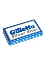Col. Conk Gillette Silver Blue Double Edge Blades