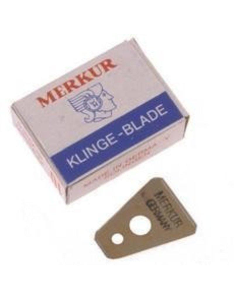 Merkur Merkur Moustache & Eyebrow Razor Blades