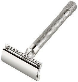 Merkur Merkur Safety Razor - Long Handle, Chrome