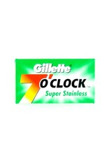 Gillette 7 O'Clock Super Stainless Double Edge Blades