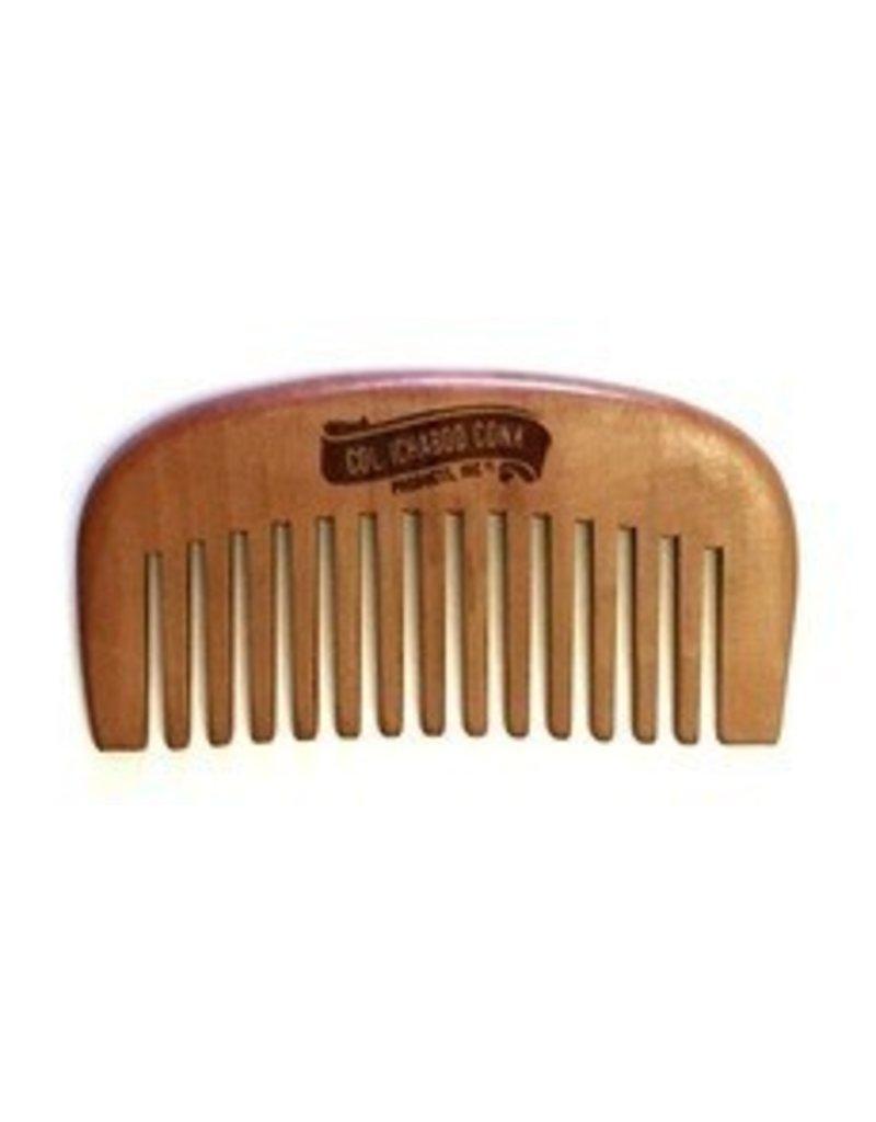 Col. Conk Col. Conk Small Wood Beard Comb