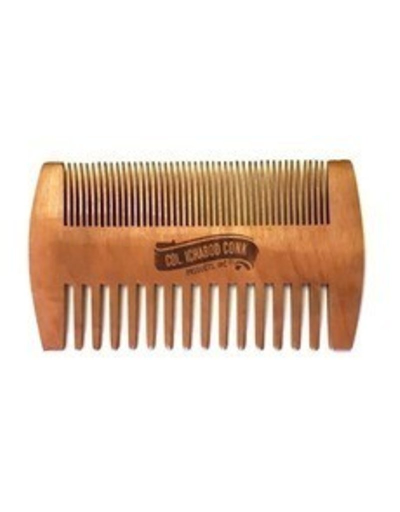 Col. Conk Col. Conk Two Sided Beard Comb