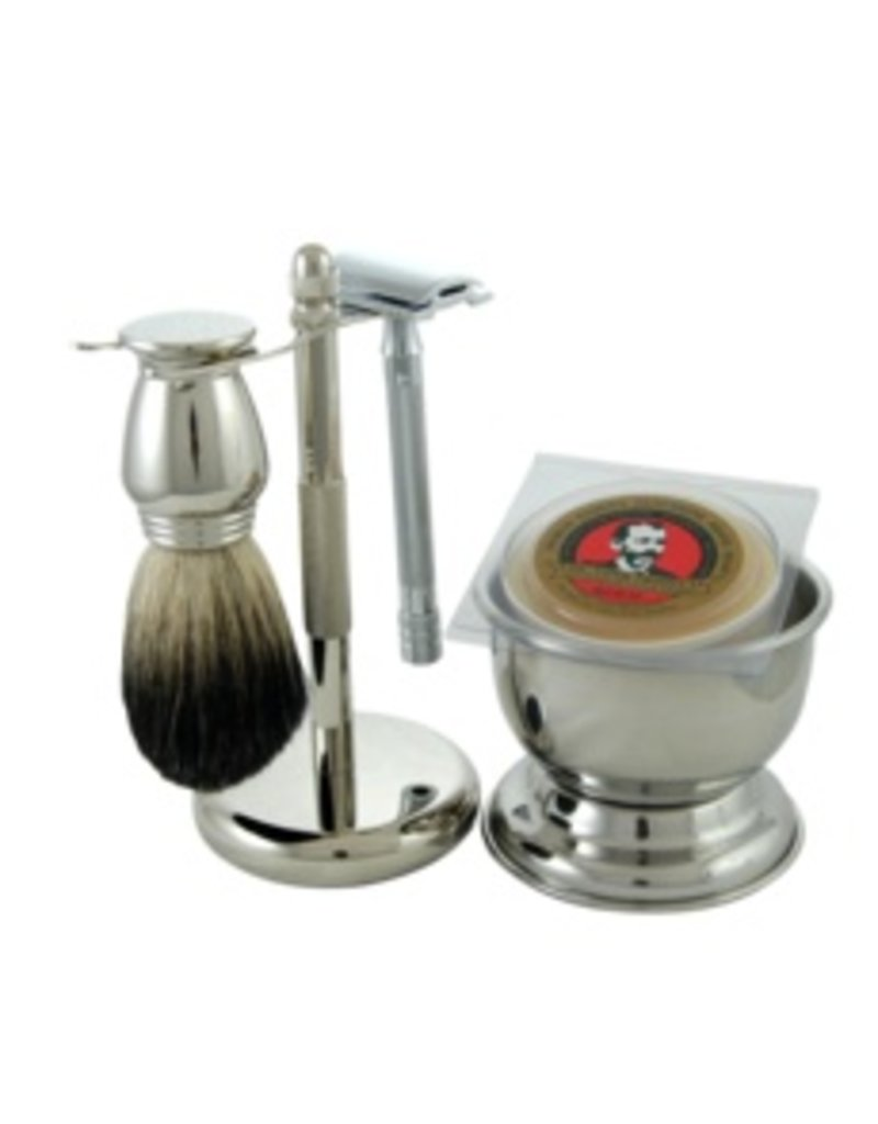 Col. Conk Col. Conk Safety Razor Set
