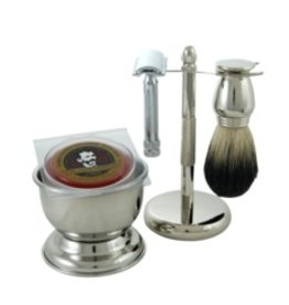 Col. Conk Col. Conk Safety Razor Set - Heavy Duty