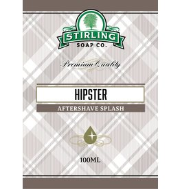 Stirling Soap Co. Stirling Aftershave Splash - Hipster