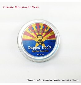 Phoenix Artisan Accoutrements PAA Dapper Doc's Bay Rum 'Tache Wax