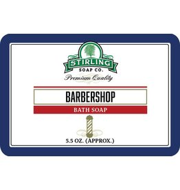Stirling Soap Co. Stirling Bath Soap - Barbershop