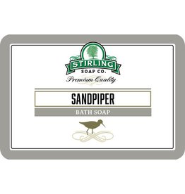 Stirling Soap Co. Stirling Bath Soap - Sandpiper