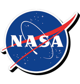 NMR Distribution Chunky Magnet - NASA Logo