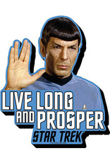 NMR Distribution Chunky Magnet - Spock Quote