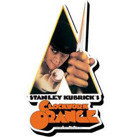 NMR Distribution Chunky Magnet - A Clockwork Orange