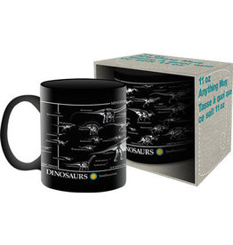 NMR Distribution Mug - Smithsonian Dinosaur Skeletons