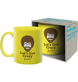 NMR Distribution Mug - Bob Ross