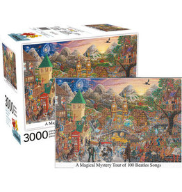 NMR Distribution Puzzle 3000 pc - Beatles Magical Mystery Tour