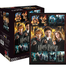 NMR Distribution Puzzle 3000 pc - Harry Potter Movie Collection