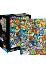 NMR Distribution Puzzle 3000 pc - DC Comics Lineup