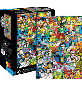 NMR Distribution Puzzle 3000 pc - DC Comics Lineup