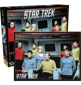 NMR Distribution Puzzle 1000 pc - Star Trek Crew