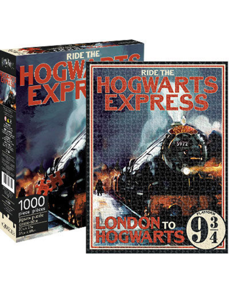 NMR Distribution Puzzle 1000 pc - Hogwarts Express