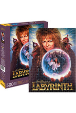 NMR Distribution Puzzle 500 pc - Labyrinth