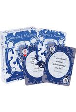 NMR Distribution Playing Cards - Sherlock Holmes