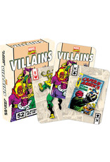 NMR Distribution Playing Cards - Retro Marvel Villains