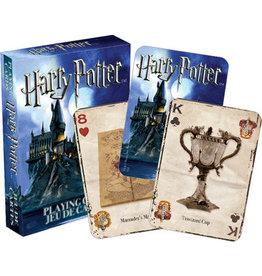 NMR Distribution Playing Cards - Harry Potter