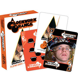 NMR Distribution Playing Cards - A Clockwork Orange
