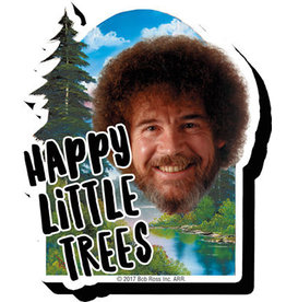 NMR Distribution Chunky Magnet - Bob Ross