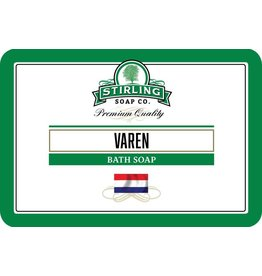 Stirling Soap Co. Stirling Bath Soap - Varen