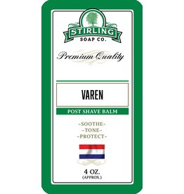 Stirling Soap Co. Stirling Post Shave Balm Varen