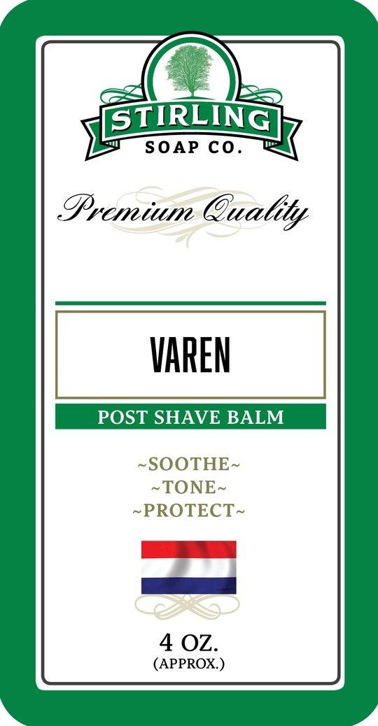 Stirling Soap Co. Stirling Post Shave Balm Varen