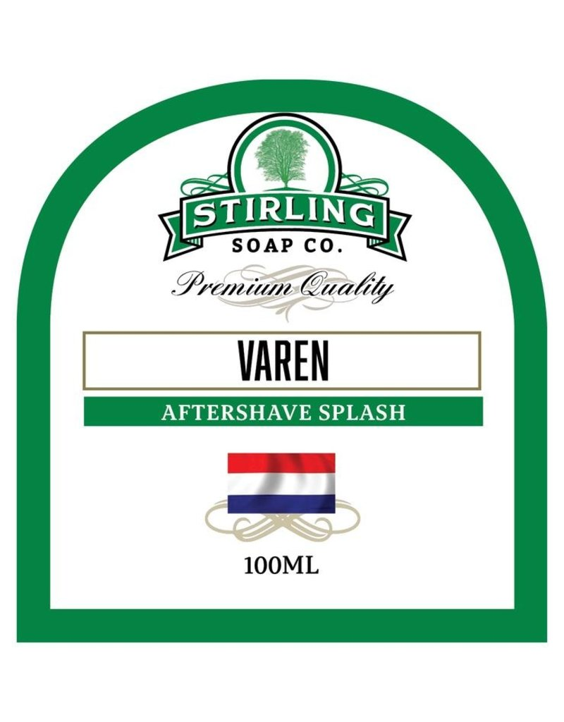Stirling Soap Co. Stirling Aftershave Splash - Varen