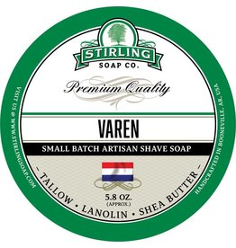 Stirling Soap Co. Stirling Shave Soap - Varen