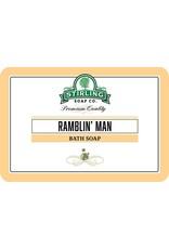 Stirling Soap Co. Stirling Bath Soap - Ramblin' Man