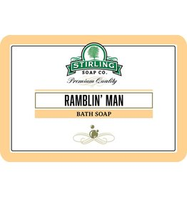 Stirling Soap Co. Stirling Bath Soap - Ramblin' Man