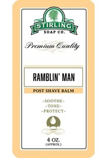 Stirling Soap Co. Stirling Post Shave Balm Ramblin' Man