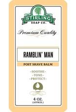 Stirling Soap Co. Stirling Post Shave Balm Ramblin' Man