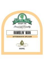 Stirling Soap Co. Stirling Aftershave Splash - Ramblin' Man