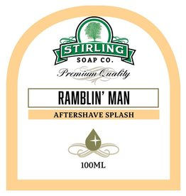 Stirling Soap Co. Stirling Aftershave Splash - Ramblin' Man