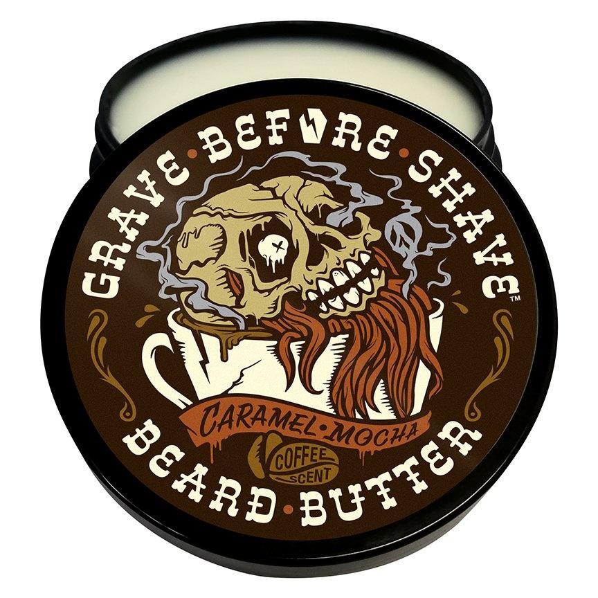 Grave Before Shave Grave Before Shave Beard Butter - Caramel Mocha