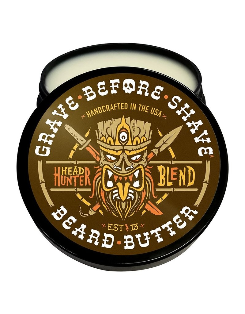 Grave Before Shave Grave Before Shave Beard Butter - Head Hunter Blend