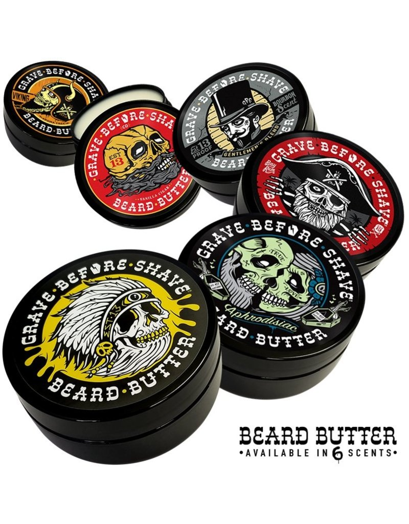 Grave Before Shave Grave Before Shave Beard Butter - Gentleman's Blend