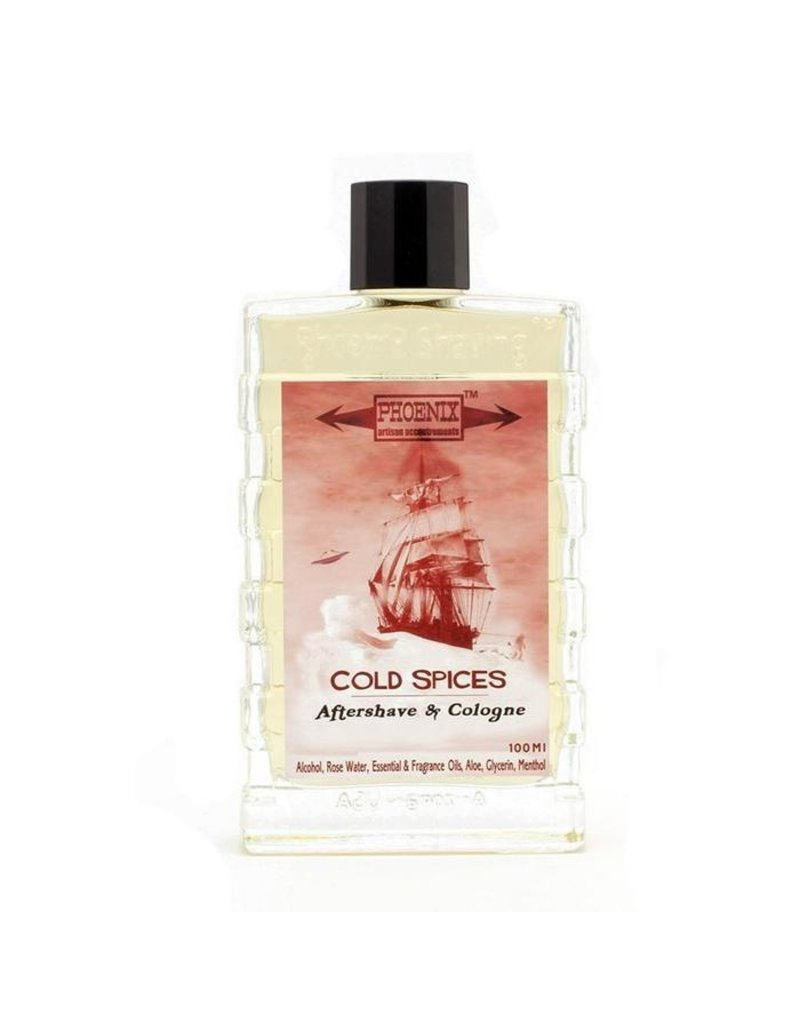 Phoenix Artisan Accoutrements PAA Cold Spices Cologne & Aftershave