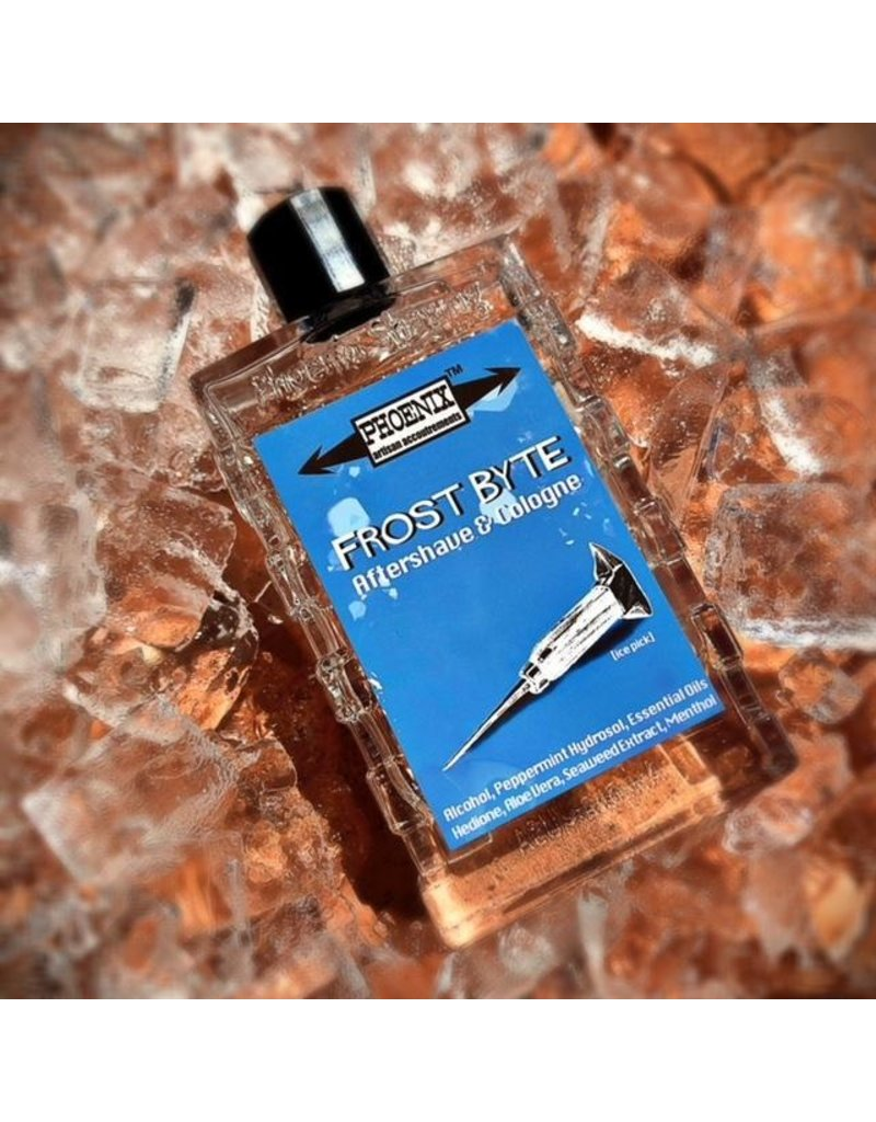 Phoenix Artisan Accoutrements PAA Frost Byte Cologne & Aftershave