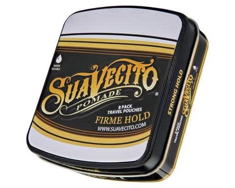 Suavecito Suavecito Travel Pomade 8 Pack - Firme Hold