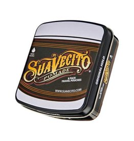 Suavecito Suavecito Travel Pomade 8 Pack - Original Hold